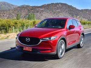Mazda le pone turbo al CX-5 2019