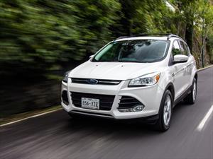 Ford Escape 2014 con motor Ecoboost a prueba