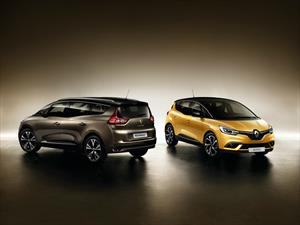 Renault Grand Scenic 2017, la mayor de la familia