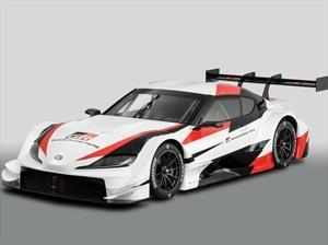 Toyota Supra de carreras llega a las pistas en 2020