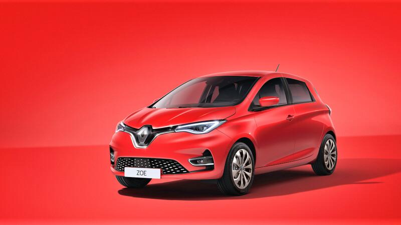 Nuevo Renault Zoe, renovación energizada