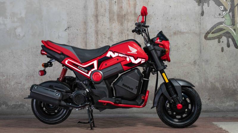 Honda Navi en Chile: creando un nuevo segmento de motos urbanas