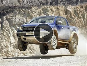 Video: Europa ya tiene a la Ford Ranger Raptor