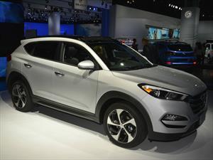 Hyundai Tucson 2016, más potente y atractivo