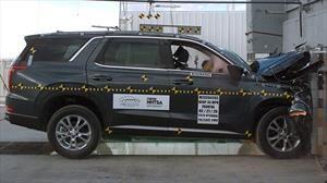 Hyundai Palisade es reconocido por el alto nivel de seguridad que ofrece a sus pasajeros