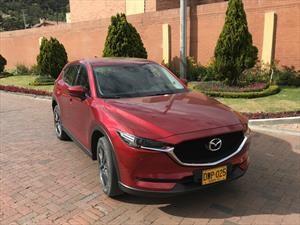 Mazda CX-5 2019, probamos una de las SUV más premiadas de 2018
