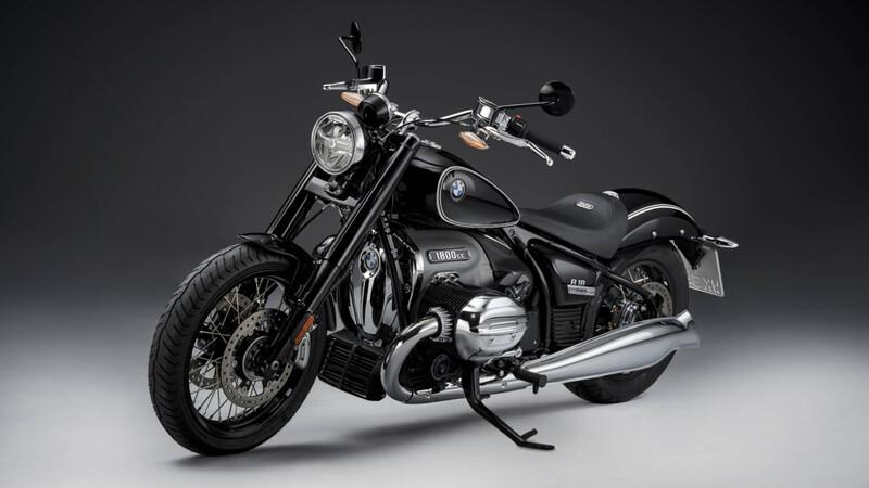 BMW Motorrad Chile presenta su imponente cruiser R18