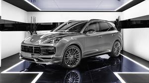 Porsche Cayenne por TechArt debuta
