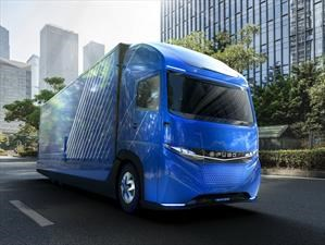 Daimler E-Fuso Vision One es un gigante cero emisiones