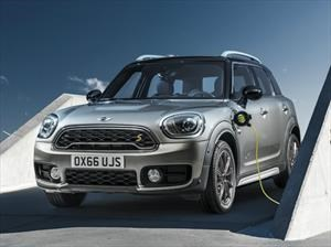 MINI Cooper SE Countryman ALL4, el primer híbrido