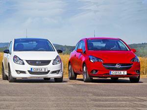 Opel Corsa 2015, el bisnieto del Chevy debuta