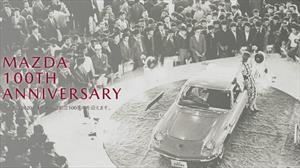 Mazda festeja sus 100 años de historia