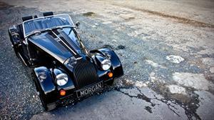 Morgan 4-4 Edición especial 75 aniversario se presenta