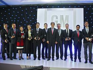 General Motors Colmotores premió a sus proveedores