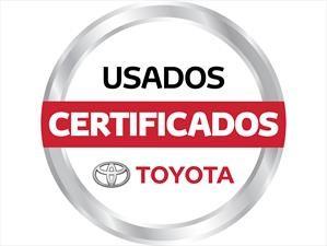 Toyota lanza su programa para certificación de autos usados