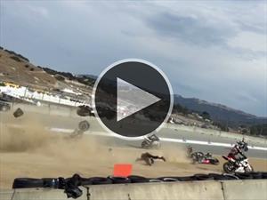 Dos pilotos de la MotoAmerica Superbike mueren en un accidente