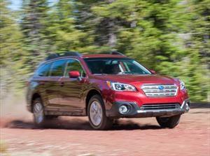 Manejamos la Subaru Outback 2017