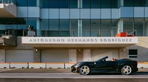 El autódromo Hnos. Rodríguez de la Ciudad de México será un centro de atención COVID-19