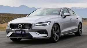 Primer contacto con el Volvo S60 2020
