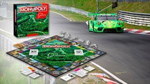 Monopoly edición Nürburgring, el regalo de Navidad perfecto para los amantes del automovilismo
