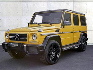 Mercedes-AMG G63 por G-Power, poder extra