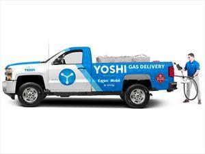Yoshi, la empresa que hace realidad el sueño de Javi Noble