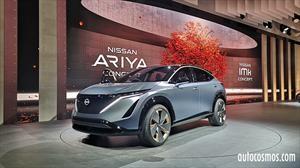 Nissan Ariya Concept adelanta el futuro de la marca japonesa