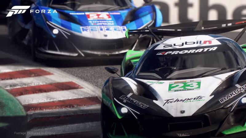 Forza Motorsport, listo para desembarcar en la nueva Xbox