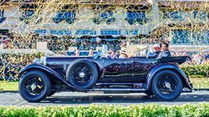 En el año de su centenario, un Bentley gana Pebble Beach