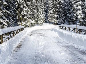 Consejos para conducir sobre hielo negro