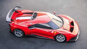 Ferrari P80/C, un one-off perfecto