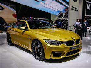 BMW M4 debuta en el NAIAS 2014
