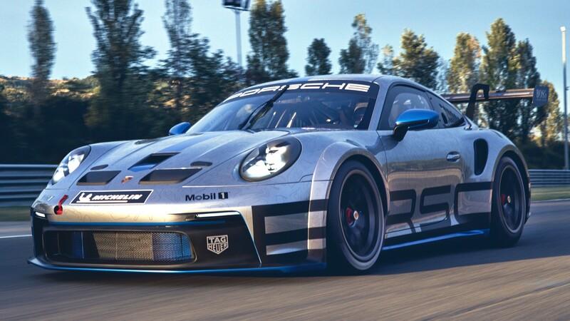 Nuevo Porsche 911 -992- GT3 Cup: más fuerte, más rápido, más espectacular