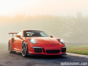 Porsche 911 GT3 RS 2016: Prueba de manejo