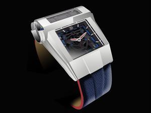 PF Bugatti 390 Concept, un reloj en honor al Bugatti Chiron
