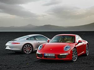 Porsche 911 Carrera 2017 solamente será turbo