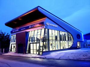 Hyundai inaugura un taller modelo en Ushuaia