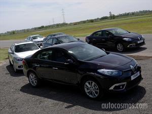 Renault Fluence suma nuevas versiones en Argentina