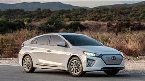 Hyundai Ioniq EV 2020, ahora con mayor rango de autonomía
