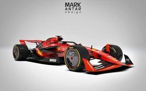 Los autos de F1 de 2021 tendrán mucho más efecto suelo