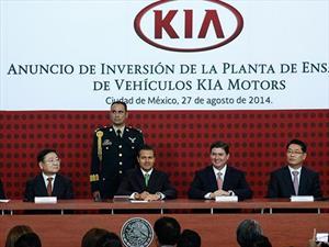 Kia producirá en México