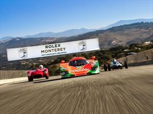 Rolex Monterey Motorsport Reunion, un evento ideal para fanáticos