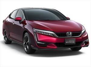 Honda Clarity Fuel Cell 2017 cuenta con una autonomía de 590 kilómetros
