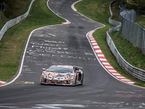 Lamborghini Aventador SVJ saca al 911 GT2 RS del trono de Nurburgring