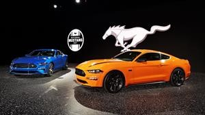 Ford Mustang cumple 56 años