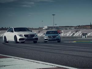 Video: Mercedes-AMG C63 2016 rockea con Linkin Park