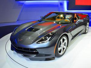 Chevrolet Corvette Stingray Convertible debuta en Ginebra