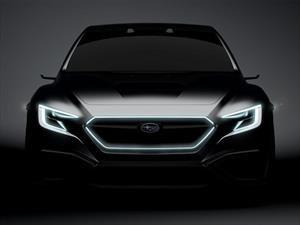 Subaru Viziv Performance Concept, primer adelanto de Japón