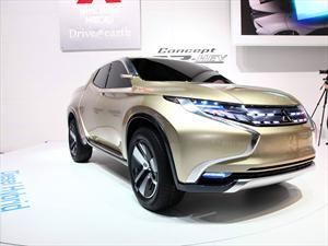 Mitsubishi estrena la nueva L-200 con la GR-HEV Concept