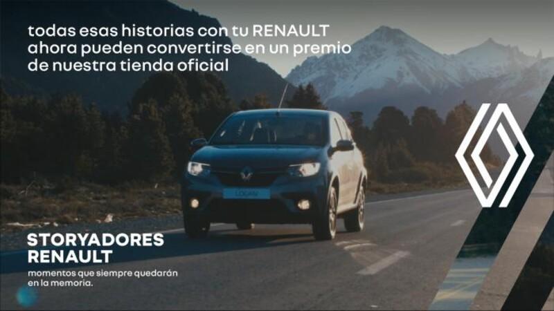 Contá tu experiencia con Renault y ganá